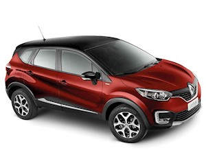 Renault Captur BOSE Serie Limitada financiado en cuotas anticipo $830.400.000