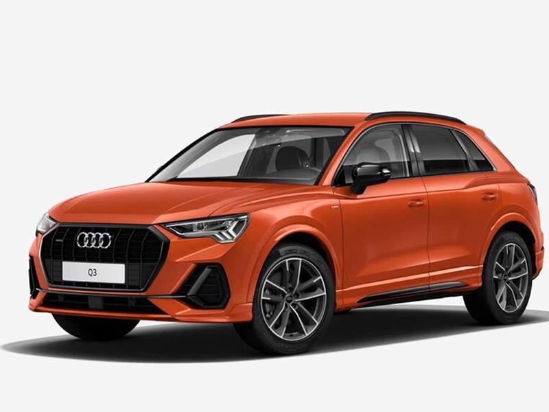 Audi Q3 35 T FSI nuevo color A eleccion precio u$s56.800