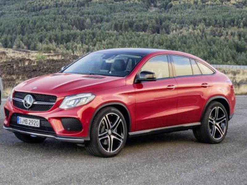Mercedes Clase GLE 450 4MATIC Coupe mild hybrid nuevo color A eleccion precio $1,489,900