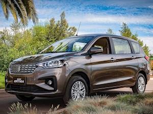 Suzuki Ertiga 1.5L GLX  nuevo precio $13.790.000