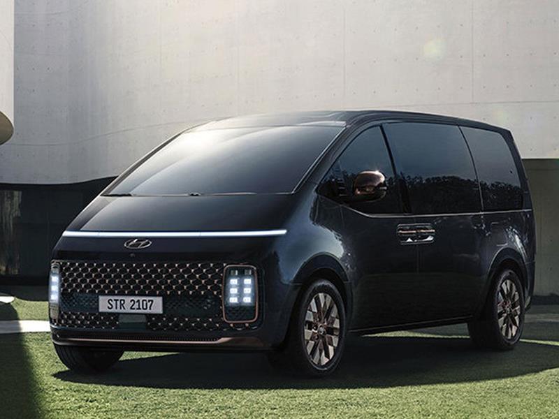Hyundai Staria 2.2L Aut 9P nuevo precio $25.990.000