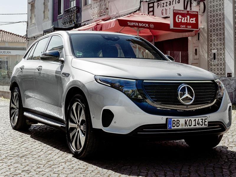 Mercedes EQC 400 4Matic nuevo color A eleccion precio $1,899,000