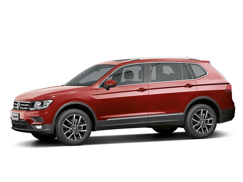 Volkswagen Tiguan 1.4L TSI Trendline 5A Aut  nuevo precio $19.090.000