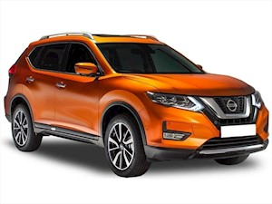 foto Nissan X-Trail Exclusive 3 Row (2019)