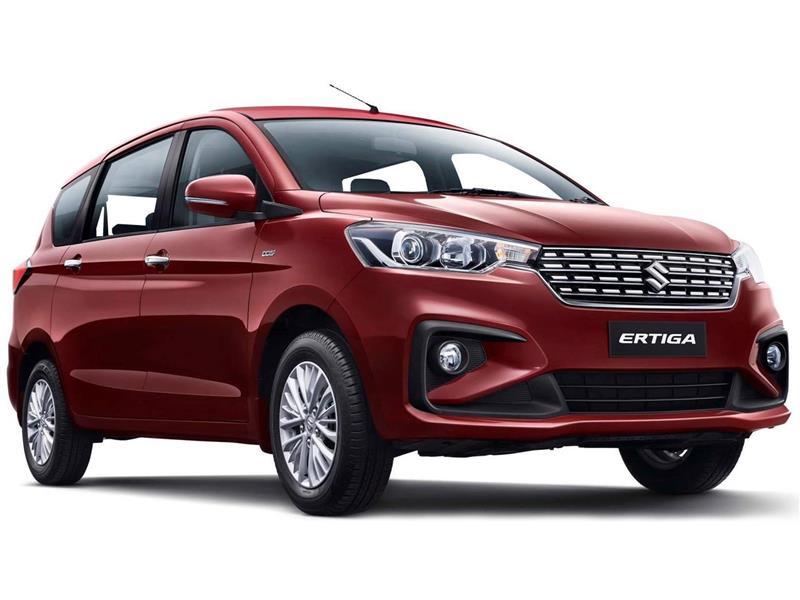 Suzuki Ertiga GLS nuevo color A eleccion precio $299,990