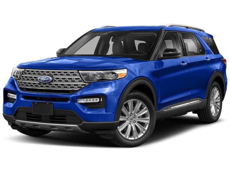 Ford Explorer Limited nuevo financiado en mensualidades(enganche $253,600)