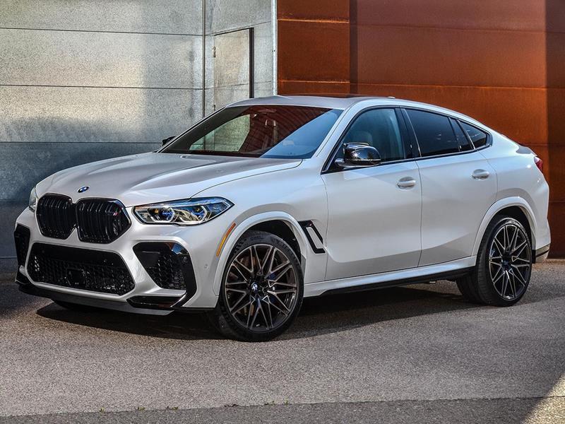 BMW Serie M X6 M Competition nuevo color A eleccion precio $2,415,000