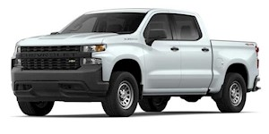 Oferta Chevrolet Silverado 2500 Doble Cabina 4X2 nuevo precio $617,900