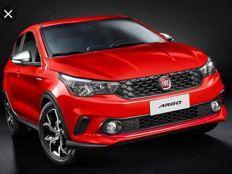 Fiat Argo HGT nuevo color A eleccion precio $352,600
