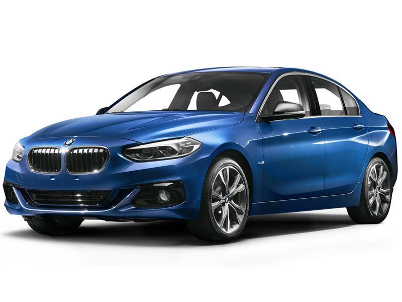 foto BMW Serie 1 Sedán 120iA M Sport (2021)