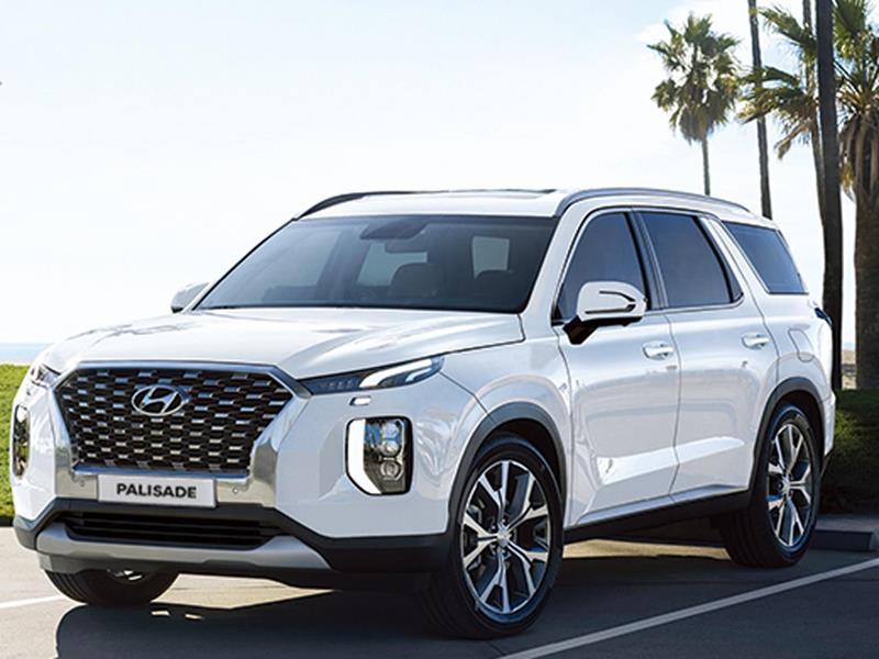 Hyundai Palisade  3.5L LX Premium AWD Aut  nuevo precio $36.390.000