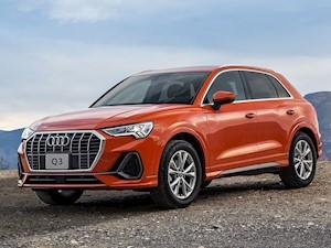 Audi Q3 40 TFSI S Line nuevo color A eleccion precio $729,900