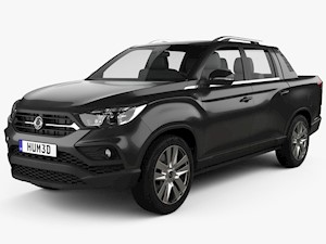 SsangYong Rexton Sports Supreme Aut   nuevo color A eleccion