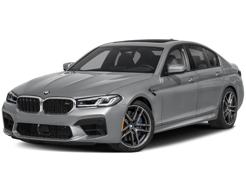 foto BMW Serie M 5 Competition (2021)