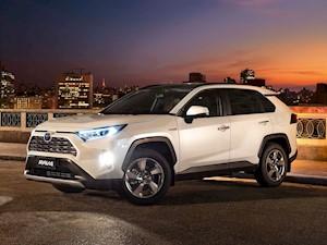 Foto venta Auto nuevo Toyota RAV4 HV 2.5 Limited 4x4 Hibrida color Gris precio u$s56.200