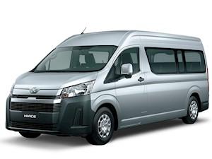 Toyota Hiace Pasajeros 2.8L L2H2 9Pas  nuevo precio $29.990.000