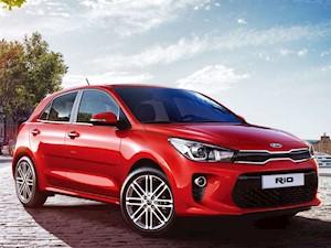 Foto venta Auto nuevo KIA Rio Hatchback 1.4L EX Plus Aut  color A eleccion