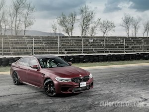 foto BMW Serie M M5 Competition (2020)