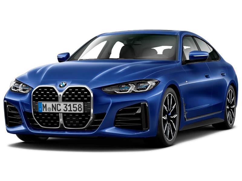 BMW Serie 4 Gran Coupe 430i nuevo color A eleccion precio $995,000