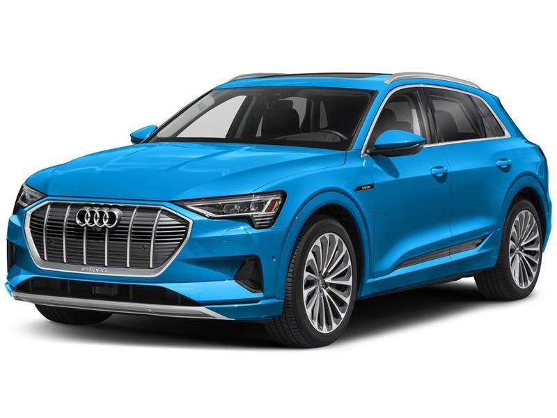 Foto Audi e-tron 55 Advanced quattro nuevo color A eleccion precio $1,919,900