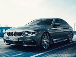 foto BMW Serie 5 530i Luxury (2020)