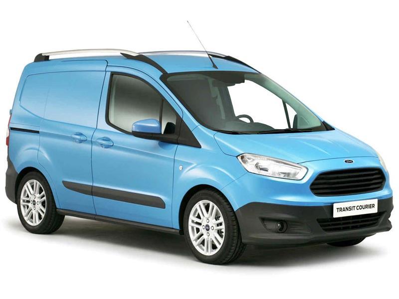Ford Transit Courier 1 Puerta Deslizable nuevo color A eleccion precio $398,300