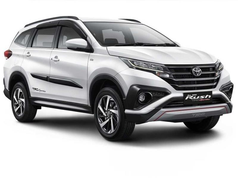 Toyota Rush  1.5L Full  nuevo color A eleccion precio u$s21,890