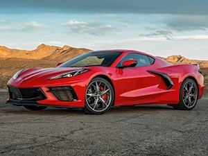 Foto Chevrolet Corvette Stingray Z51 Performance Package nuevo color A eleccion precio $2,200,000