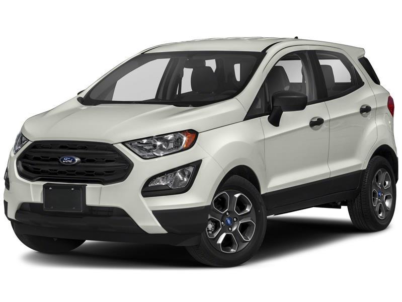 Ford Ecosport Trend Aut nuevo financiado en mensualidades(enganche $100,000 mensualidades desde $11,863)