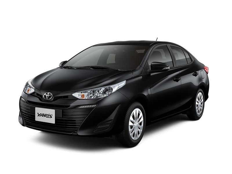 Toyota Yaris Sedan 1.5 XLS nuevo color A eleccion precio $1.986.000