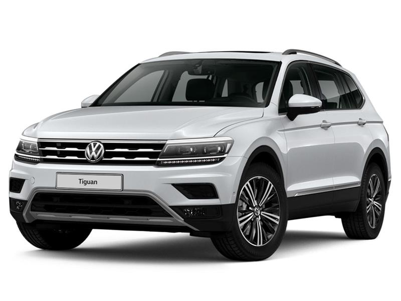 foto Volkswagen Tiguan Allspace 250 TSi DSG nuevo precio $3.956.950
