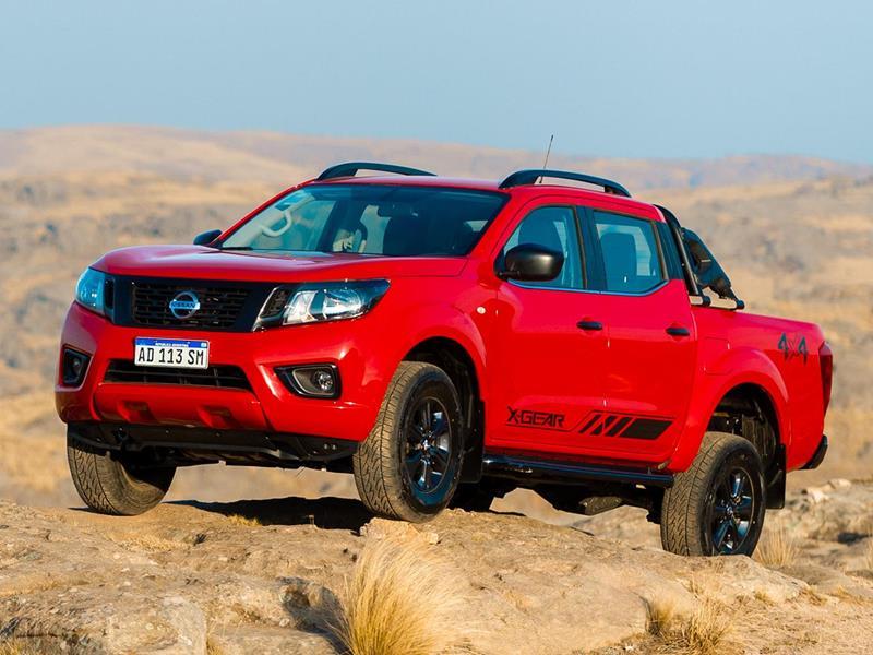 Nissan Frontier X-GEAR 2.3 TDi 4X2 nuevo financiado en cuotas(anticipo $1.480.000 cuotas desde $63.850)