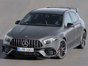 foto Mercedes Clase A AMG A 45 S 4Matic (2020)