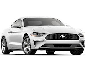 Ford Mustang 5.0L V8 Aut (2020)
