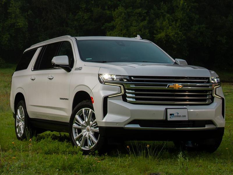 Chevrolet Suburban LT nuevo color A eleccion precio $1,431,600