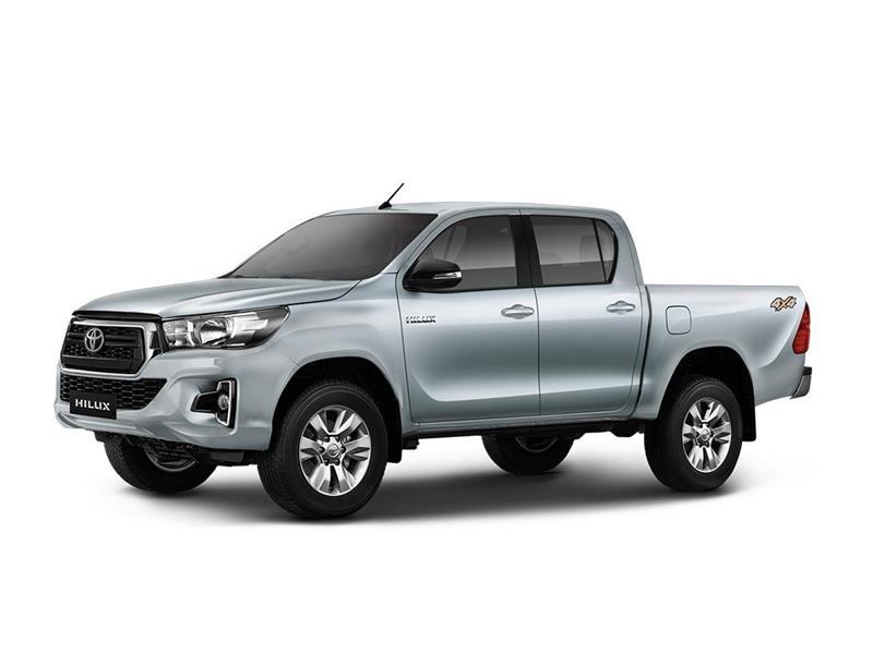 Toyota Hilux 4X2 Cabina Doble DX 2.4 TDi nuevo color A eleccion precio $3.798.000