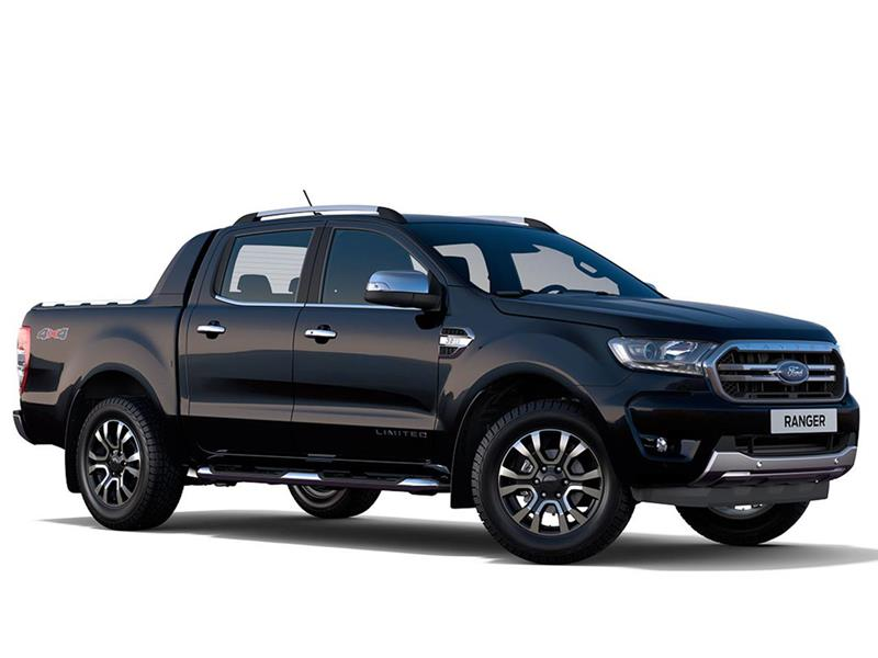 foto Ford Ranger XLT 2.5L 4x2 CD (2021)
