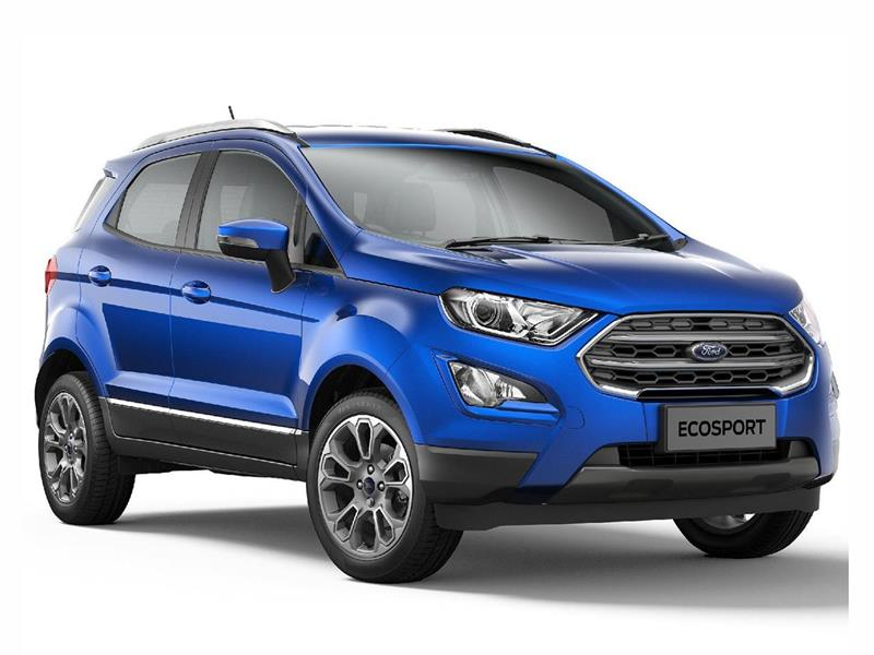 foto Ford EcoSport SE 1.5L Dragon (2021)