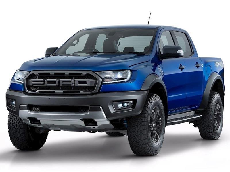 Ford Raptor Panther 2.0L Bi-Turbo nuevo color Azul Electrico precio $209.990.000