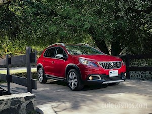 Oferta Peugeot 2008 Active Aut nuevo precio $323,900