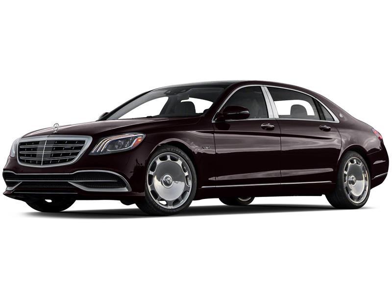 Mercedes Maybach S 650 Guard nuevo color A eleccion precio $12,215,000