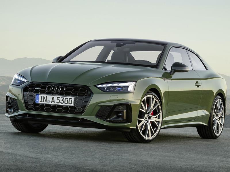 Audi A5 40 TFSI Select nuevo color A eleccion precio $784,900