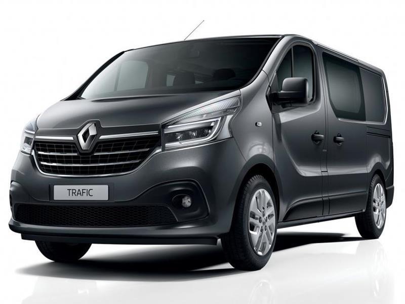 Renault Trafic 1.6 TDi Techo Alto  nuevo color A eleccion precio $113.390.000