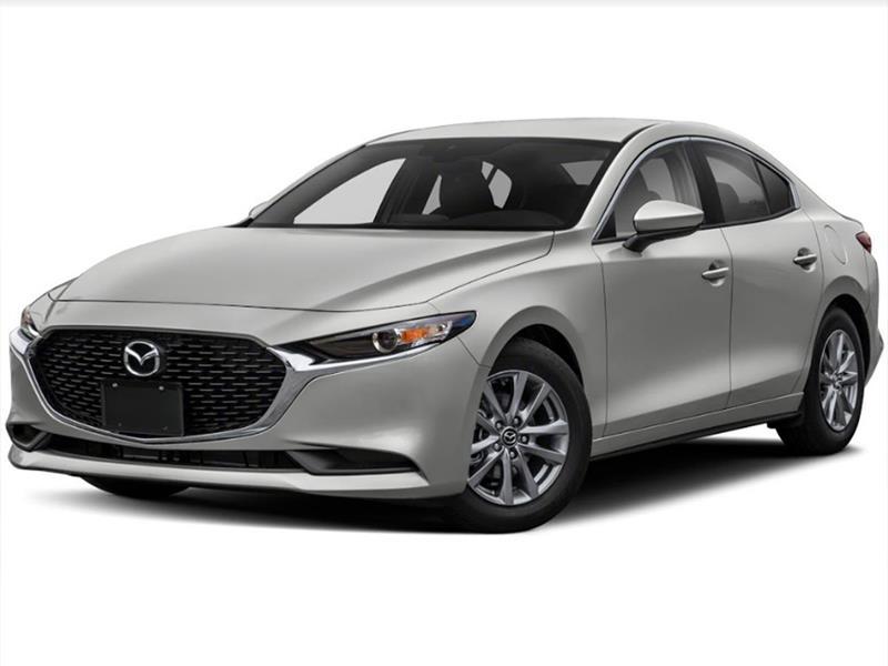 Mazda 3 Sedán