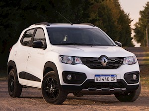 Renault Kwid Outsider financiado en cuotas anticipo $416.950.000
