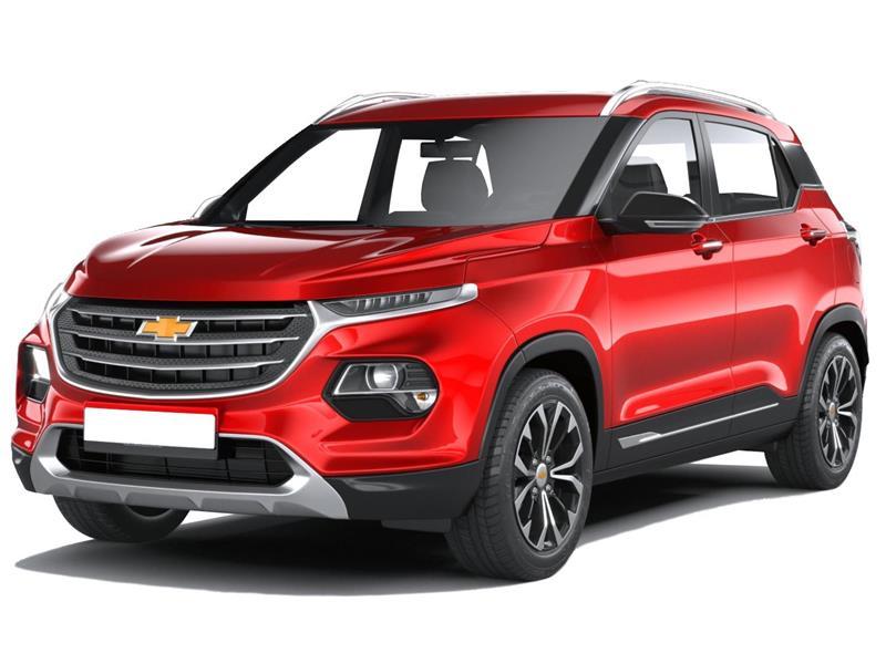 Chevrolet Groove Premier nuevo color A eleccion precio $390,900