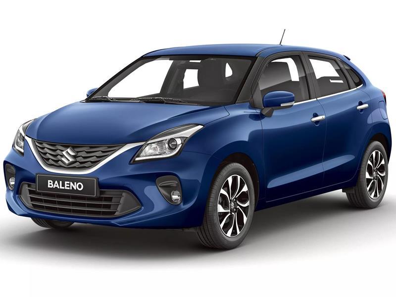 Suzuki Baleno GLS nuevo color A eleccion precio $274,990