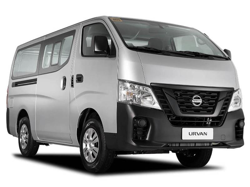 foto Nissan Urvan Panel Ventanas  (2020)