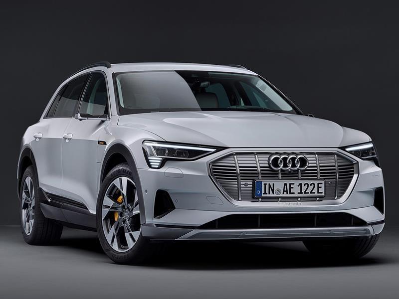 Audi e-tron Advanced 55 quattro nuevo color A eleccion precio u$s204.000