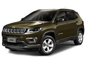 Jeep Compass 2.4L 4x2 Longitud Night Eagle Aut  nuevo color A eleccion precio $105.990.000